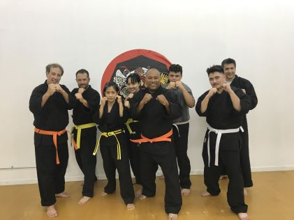 Adult Martial Arts El Cajon