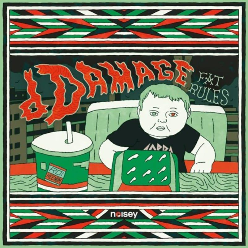 dDamage - Fat Rules