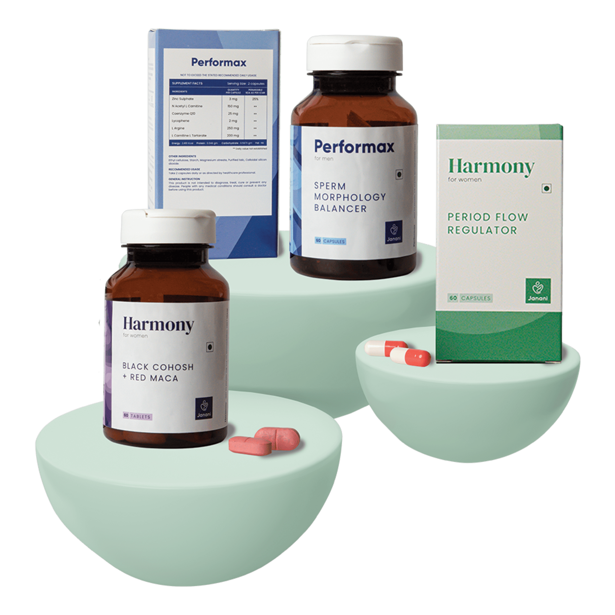 marketplace collection of nutraceuticals