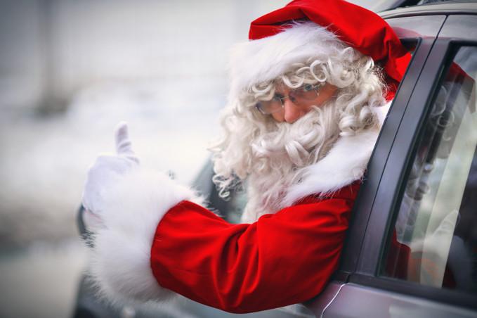 Keeping Your Car on Santa's List