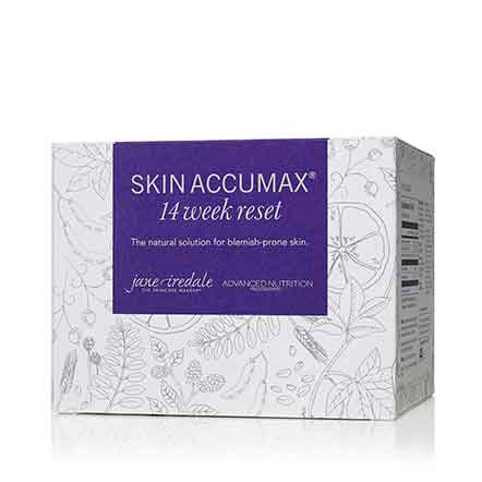 Skin Accumax(R) 14 Week Reset Box