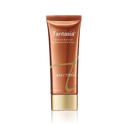 Tantasia® Self Tanner & Bronzer