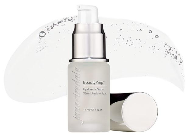 BeautyPrep™ Hyaluronic Serum bottle