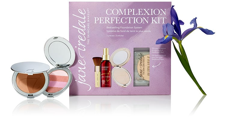 25th anniversary collection bronzers and Complexion Perfection Kit