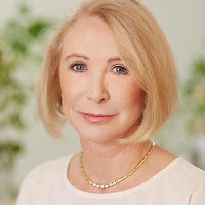 Jane Iredale, founder