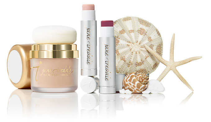 Summer Collection Powder-Me SPF and Lip Drink Lip Balm products