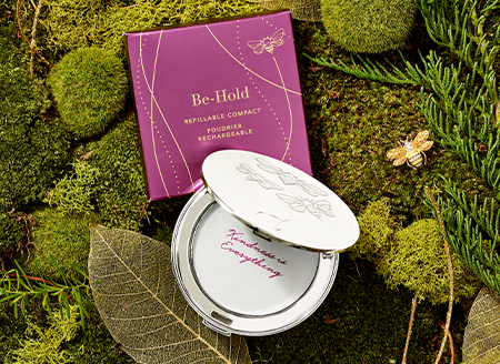 Limited Edition Be-Hold Refillable Compact