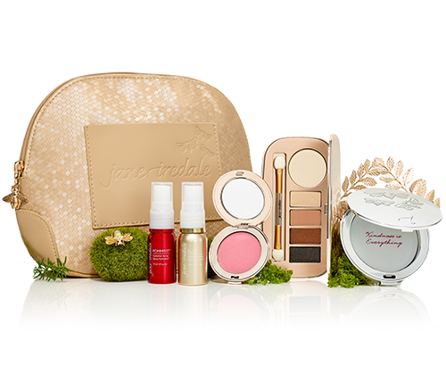 charitable holiday makeup collection