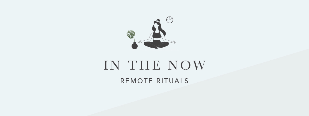 in the now remote rituals