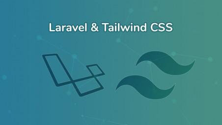 Tailwind v Laravel projektu