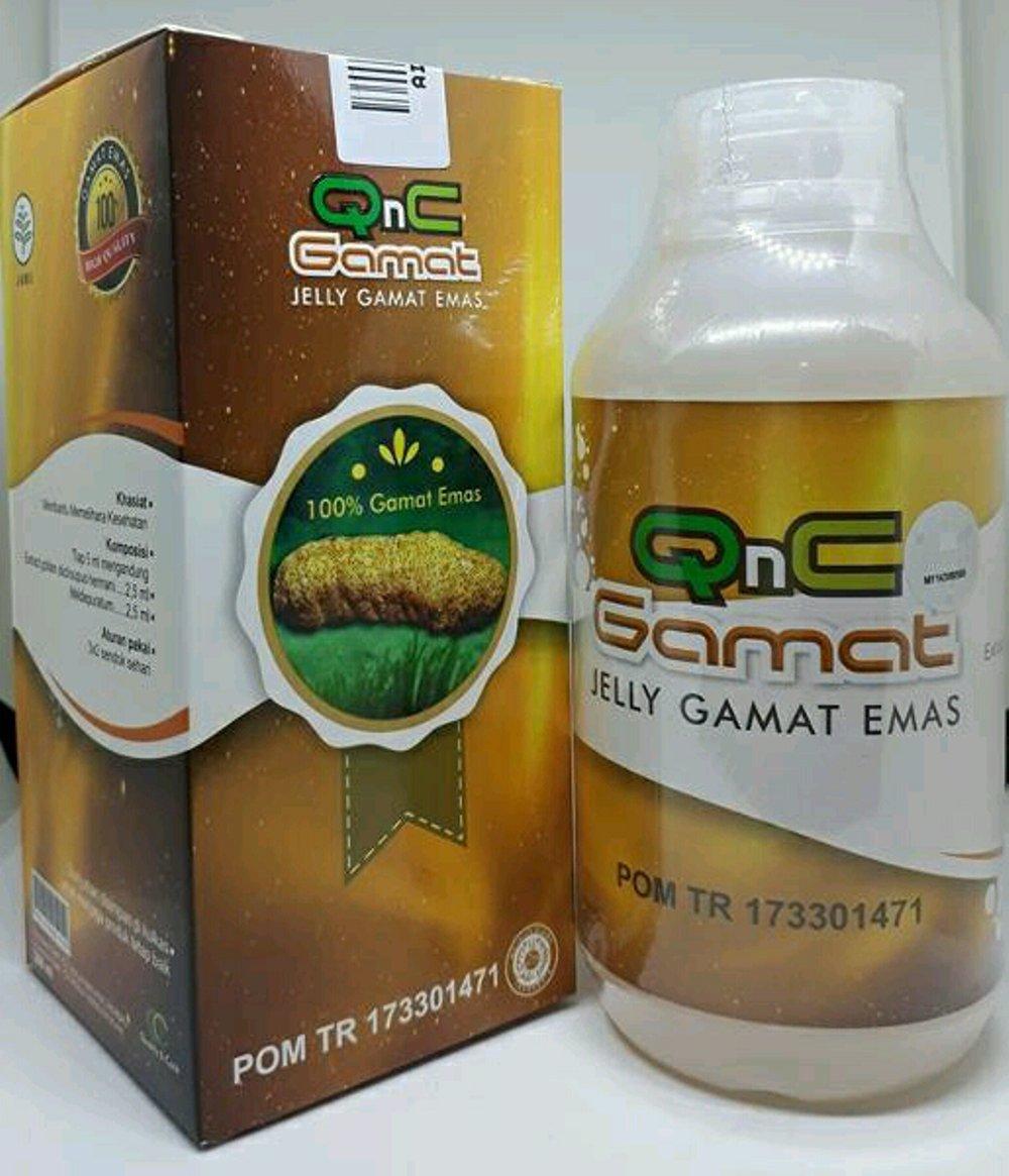 Agen Penjual QnC Jelly Gamat di Tulang Bawang Barat