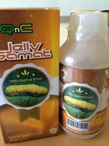 Agen Penjual QnC Jelly Gamat di Kutai Barat