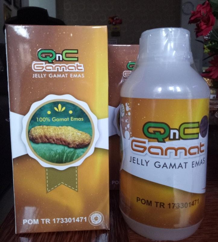 Agen Penjual QnC Jelly Gamat di Poso
