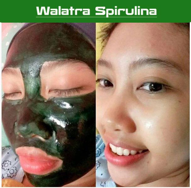 Jual Masker Spirulina di Bula
