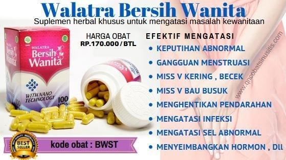 Agen Walatra Bersih Wanita di Barito Utara
