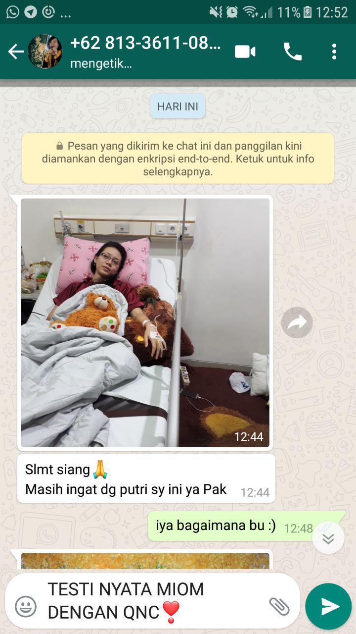 Cara Menghilangkan Miom di Rahim Tanpa Operasi