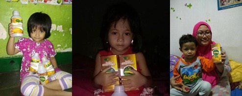 testimoni anak anak pengguna qnc jelly gamat