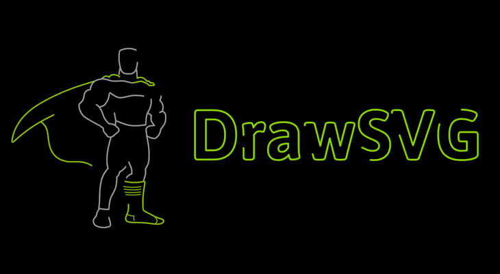 Go to DrawSVG Tutorial: How to Make a Reveal Effect With GreenSock