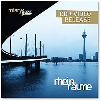 Stream: Rotary Jazz präsentiert »Rheinräume«