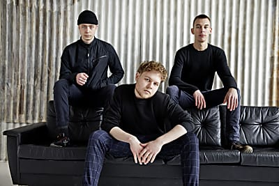 Sparda Jazz Award 2020 // Vincent Meissner Trio (Bild © ACT_Gregor Hohenberg)