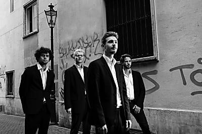 Sparda Jazz Award 2021 // Tobias Haug Quartett