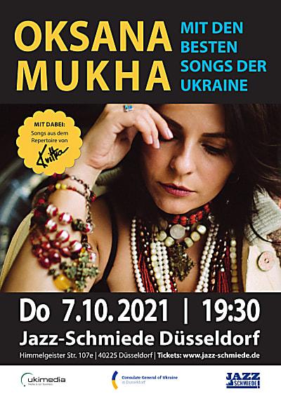 Oksana Mukha – Оксана Муха