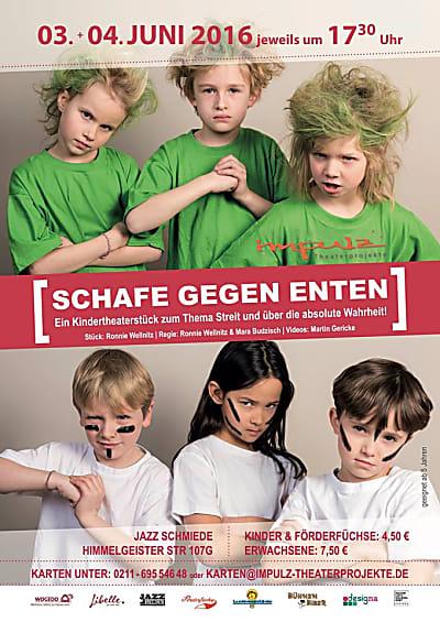 "Impulz Kindertheater: ""Schafe gegen Enten"""