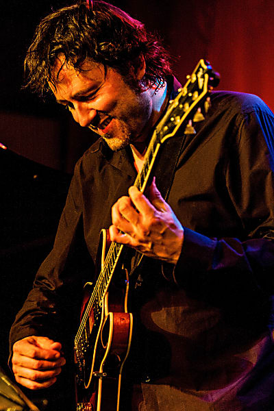 Spot on Jazz Festival – »The Art of Jazz Guitar« (Bild © Hendrik van de Pol)