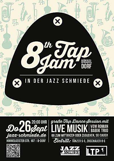 8th Tap Jam