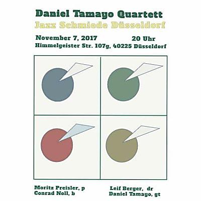 Jam Session – Daniel Tamayo Quartett