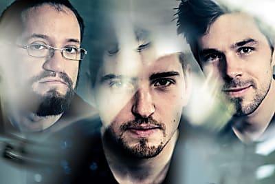 Pablo Held Trio (Bild © Steve Brookland)