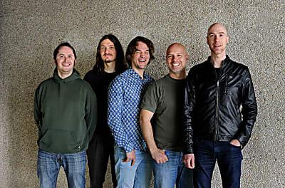 Martin Auer Quintett (Bild © Volker Derlath)
