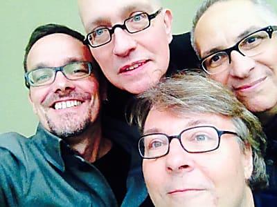 Hartmut Kracht Trio + Tom Lorenz