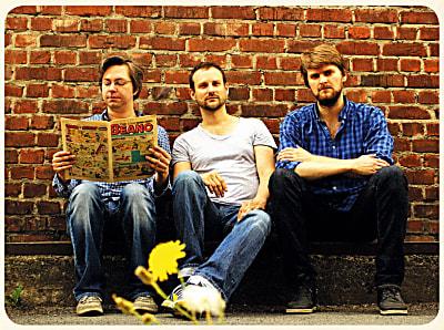 Tobias Hoffmann Trio (Bild © Marco Mlynek)