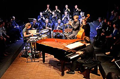 Cologne Contemporary Jazz Orchestra plays Marko Lackner (Bild © Gerhard Richter)