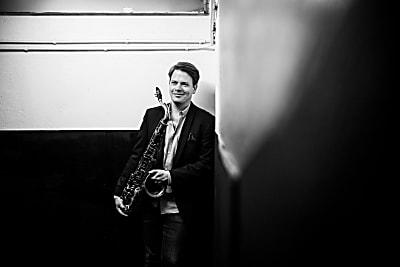 Denis Gäbel Quartet feat. Clarence Penn & Reuben Rogers (Bild © Fabian Stuertz)