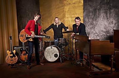 Gregor Hilden Organ Trio feat. Tyree Glenn Jr.