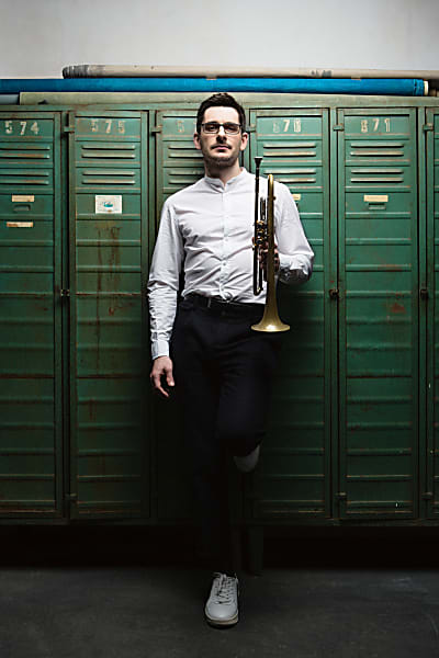 Maik Krahl Quartet (Bild © Alessandro De Matteis)