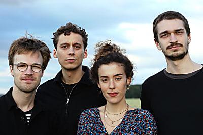 Johanna Klein Quartett (Bild © Luisa Melzig)