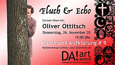 Oliver Ottitsch: Fluch und Echo
