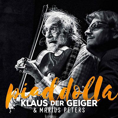 Klaus der Geiger & Marius Peters: Piazolla