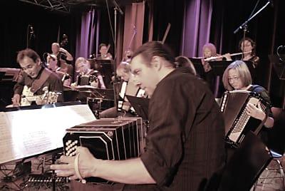 Orchester Südstadt Tango feat. Trio El Flete