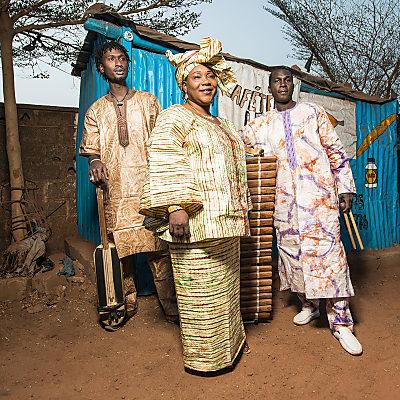 Trio Da Kali (Bild &copy Youri Lenquette)