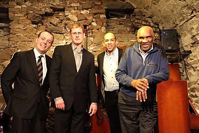 Bernd Reiter New York Allstars feat. Harold Mabern & Eric Alexander & Darryl Hall