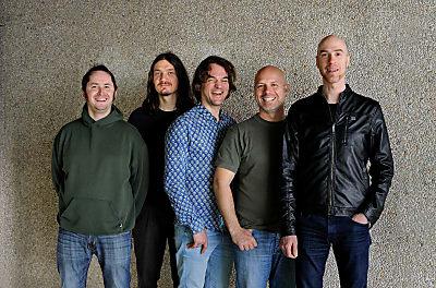 Martin Auer Quintett (Bild &copy Volker Derlath)
