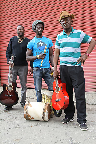 Peter Akwabi & Boda Boda (Bild &copy Tabu)