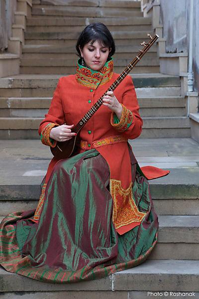 Sepideh Raissadat (Bild &copy Roshanak-Bahramlou)