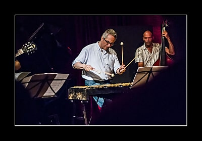 Jam Session – Christian Hassenstein-Tom Lorenz Quartett (Bild &copy Frauke Eidens)