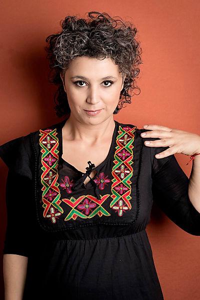 Luciana Jury (Bild © Artist Archive)