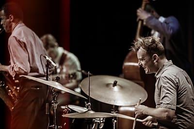 Jochen Rückert Quartett (Bild © Thomas Kruesselmann)